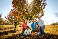 Barrett Family 2013